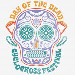 Day of the Dead Cyclocross Logo Color